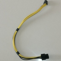 Mac Pro 2010-2012 Graphic card, power cable