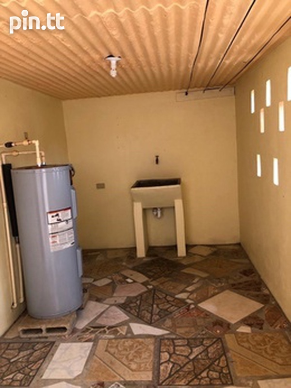 Tobago Unfurnished Apartment with 2 bedrooms-8
