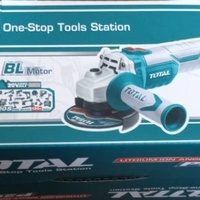 Total Cordless Angle Grinder