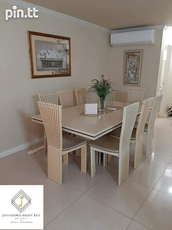 Trincity 2 Bedroom Furnished Townhouse-2