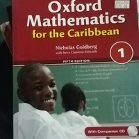 Oxford Mathematics Text Book for Form 1
