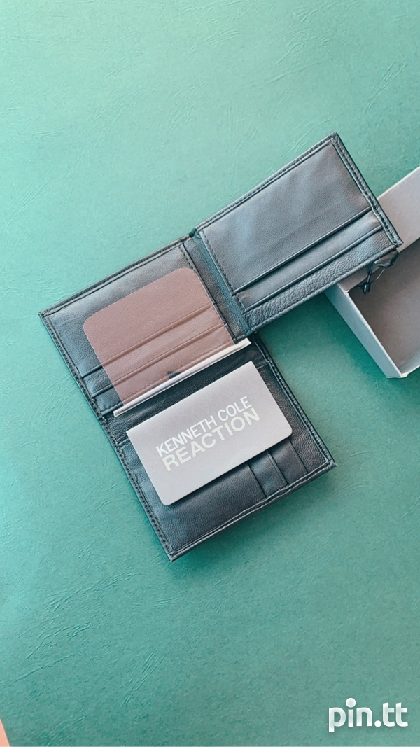 Kenneth Cole Reaction Three Fold Wallet-4