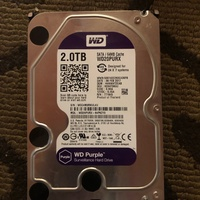 2 TB Western Digital Purple HDD