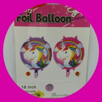 Character Foil Balloons 1ct