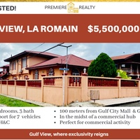6 Bedroom House - Gulf View
