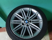 17'BMW Rims and Tyres