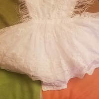 Baby 6 months dress small fitted