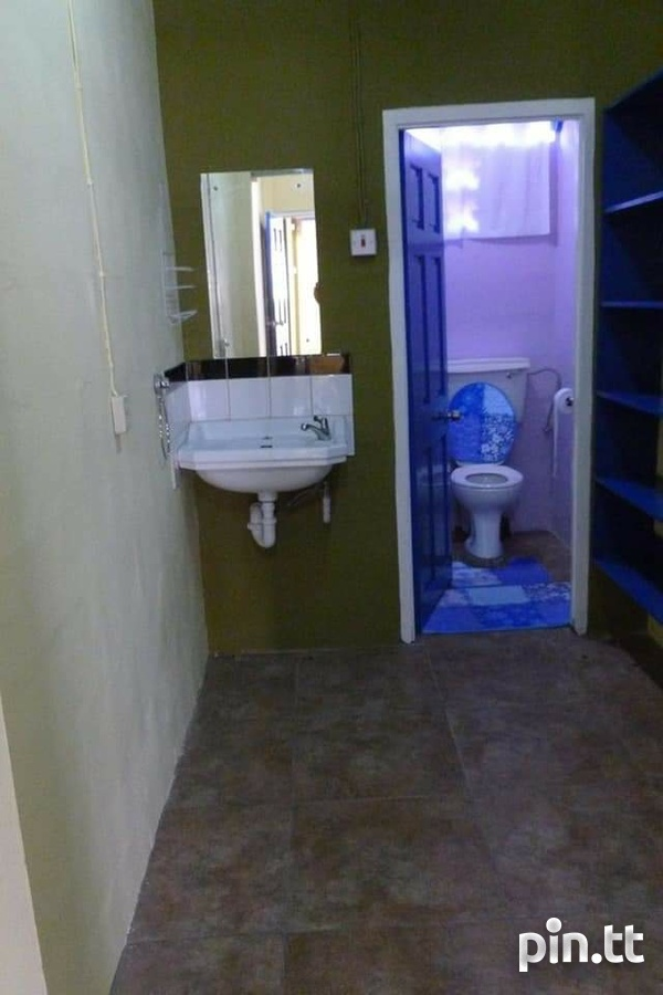 2 bedroom unfurnished apartment in Tunapuna Town-7