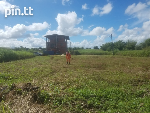 Cunupia Land Available-2