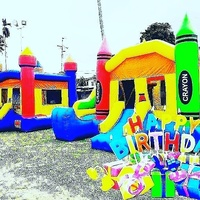 Bouncy Castle for Birthday Parties