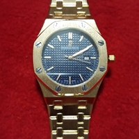 Gold Audemars Piguet AP Wristwatch
