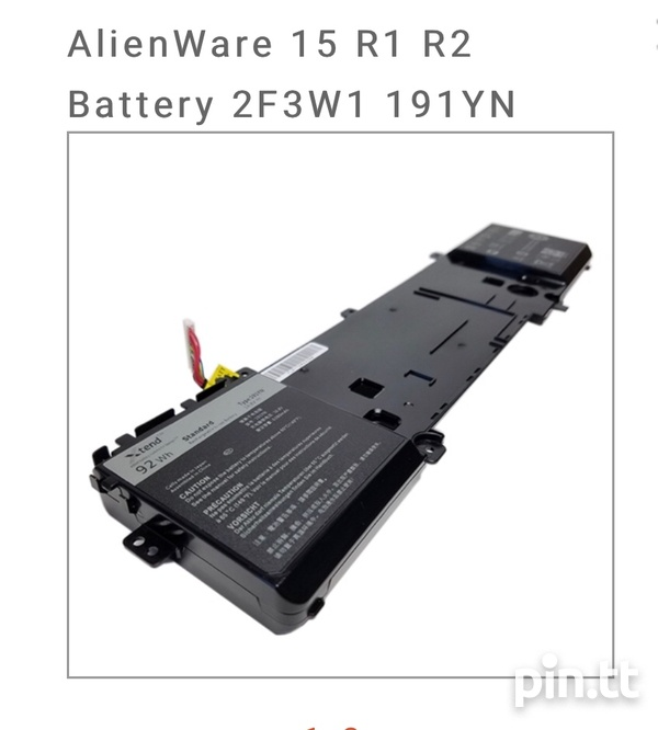 Alienware 15 R1 R2 replacement Battery-1