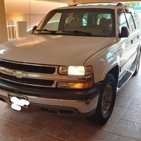 Chevrolet Other, 2001, Tahoe
