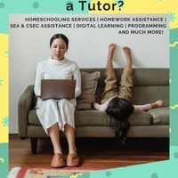 Still looking for an eTutor, look no further