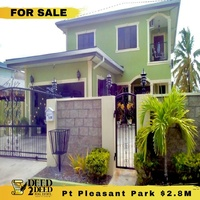 TWO STOREY 4 BEDROOM HOME, POINT PLEASANT PARK, CUNUPIA