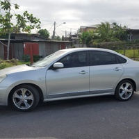 Nissan Sylphy, 2013, PDB