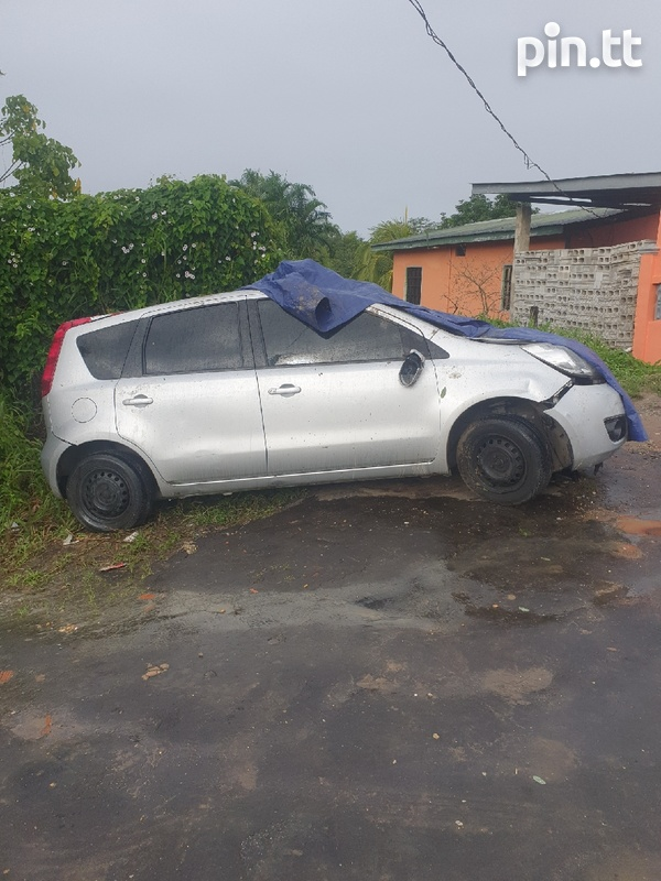 NISSAN NOTE 2012-4