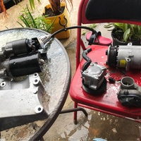 Ford Focus & Ford fiesta Engine Parts