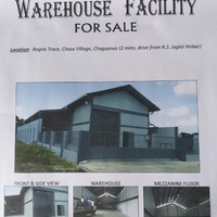 Commercial Property Warehouse Facility