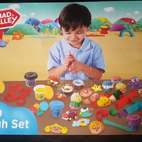 NEW KIDS MEGA PLAY DOUGH SET IDEAL GIFT