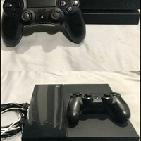 PlayStation 4's