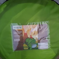 NEW LARGE KIDS PLAY TENT DINOSAUR