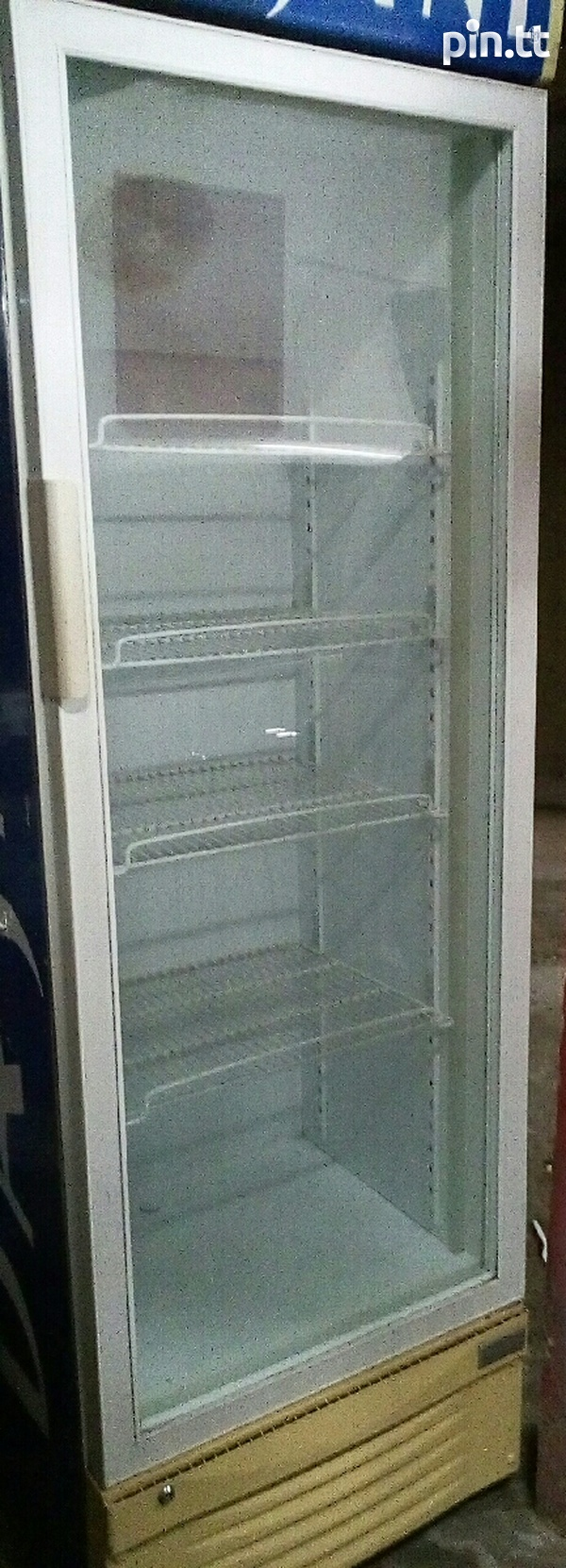 Commercial Upright Display Chiller-1