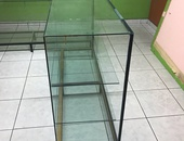 Glass case