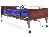 Hospital bed, used but fairly new from AA laquis