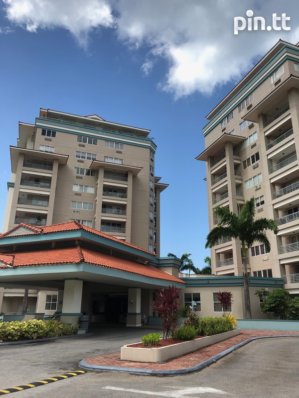 Bayside Towers Cocorite 2 Bedroom Apartment-1