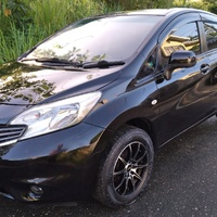 Nissan Note, 2013, PDN