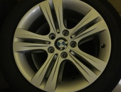 Original BMW Rims 17 inches with Tyres