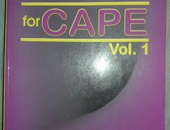 Pure Mathematics for CAPE Volume 1 and 2 Elizabeth Campbell