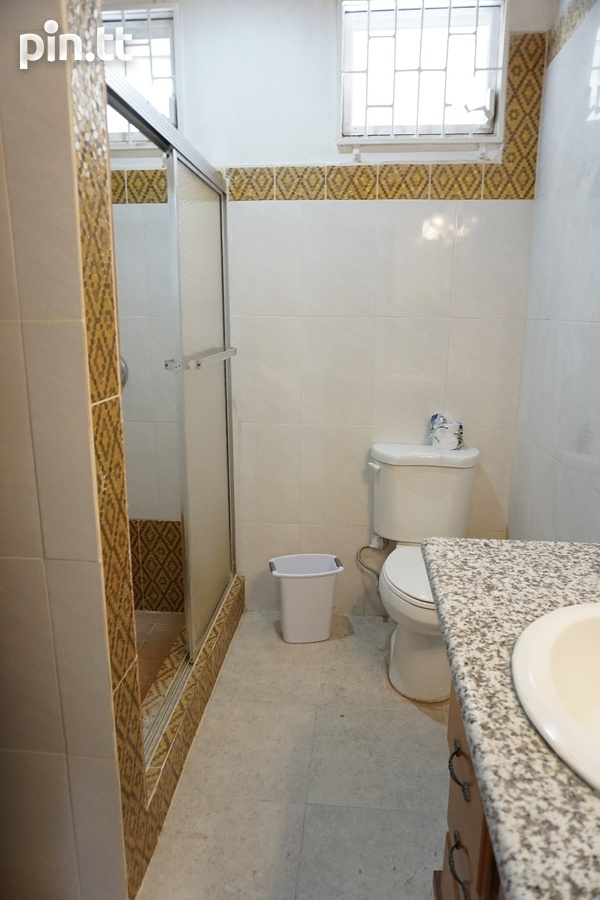 Valsayn Apartment with 3 Bedrooms-9