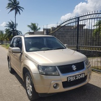 Suzuki Grand Vitara, 2006, PBX