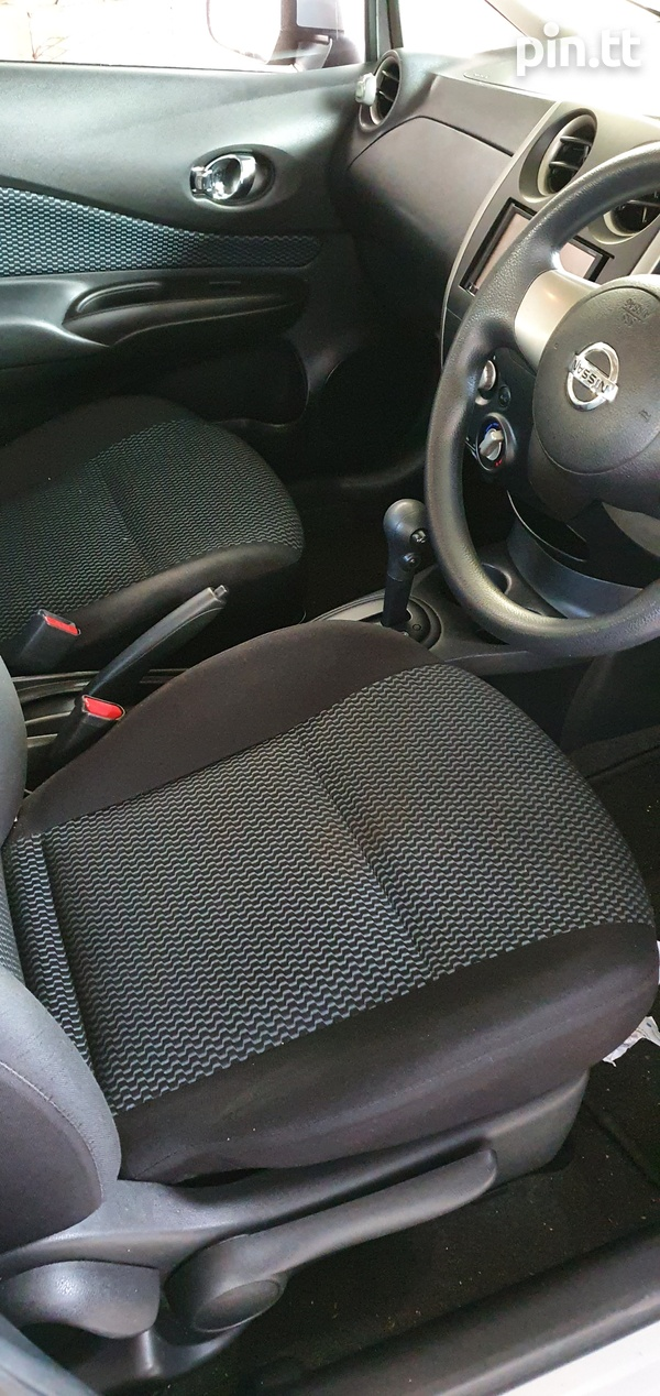 Nissan Note, 2017, PDR-5