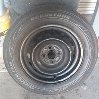 Tyres and rims 185 65 14