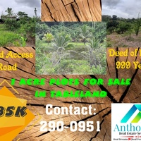 One Acre Plots in Tableland