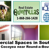 South commercial combined space 1,112 sqft