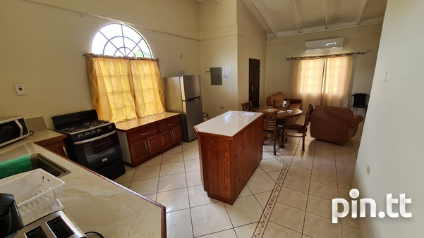 3 Bedroom house Couva, Roystonia quiet, residential, secure.-6
