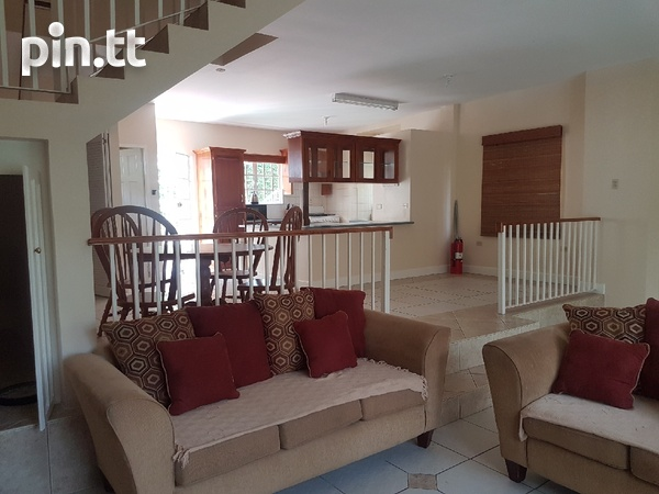 Furnished 3 bedroom townhouse-5