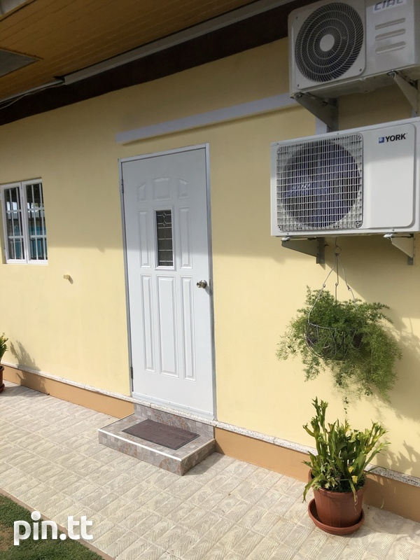 Fully Air Conditioned Valsayn South 2 Bedroom Apt-1