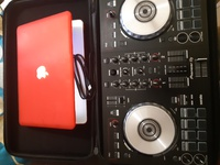 Quick sale. dj items Mac book + Pioneer Controller