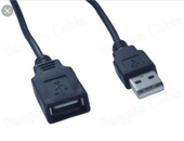 Extension cable cords