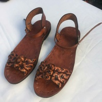 Leather Sandals and Slippers
