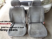 Almera/Nze/Tiida/y11 parts cheap and seats