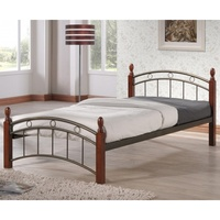 Twin single size Bed and mattress