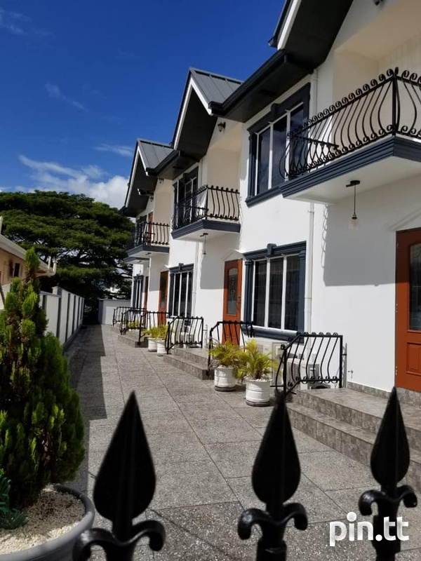 Beautiful Trincity 2 Bedroom Townhouse-1