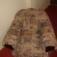 Three piece couch set in good condition