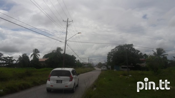 2 Acres Caroni Agricultural land. Main Road Perseverance.-4